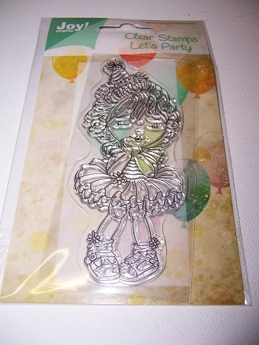 joy clear stamps