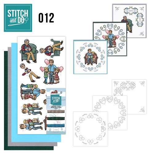 Stitch and Do 12 - Vaderdag