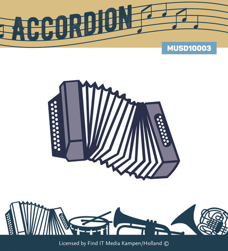 Die - Music Series - Accordion