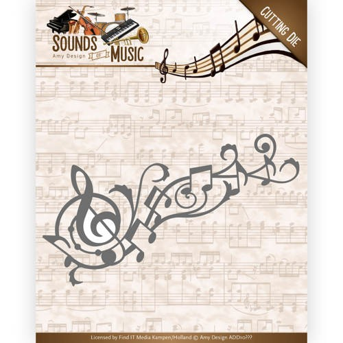 Dies - Amy Design - Sounds of Music - Music Swirl