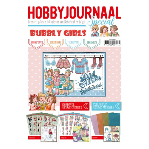 Hobbyjournaal Bubbly Girls Special