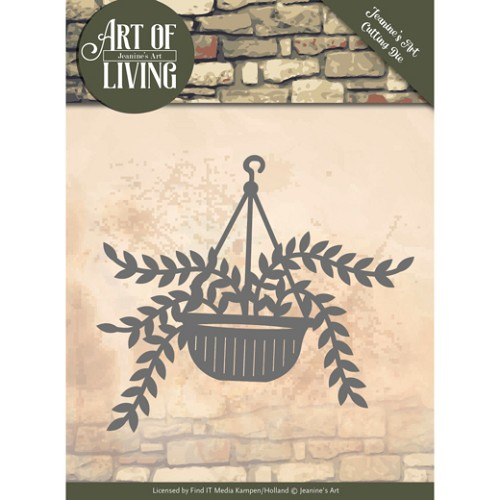 Dies - Jeanine`s Art - Art of Living - Hanging Plant