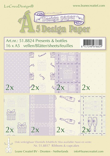 Design papier assortiment